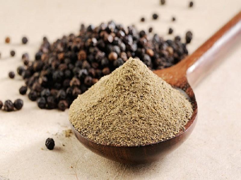 สมุนไพรรักษาโรค พริกไทยดำ Thai Herb สมุนไพรร้อน ขับลม ลดความอ้วน