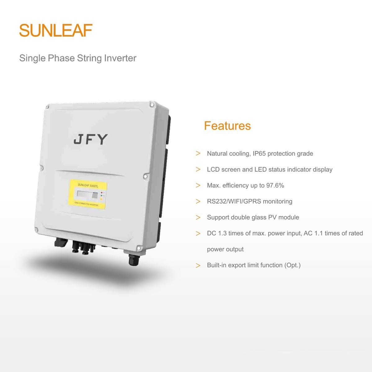 JFY JSI-1500TL
