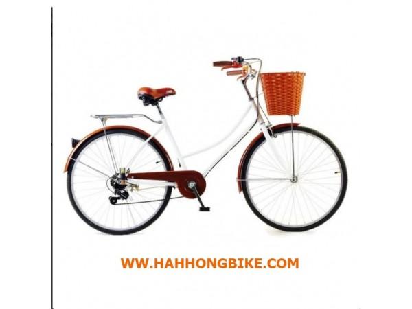 430a682abea จักรยานแม่บ้าน Turbo รุ่น Crossroad เกียร์ 6 สปีด