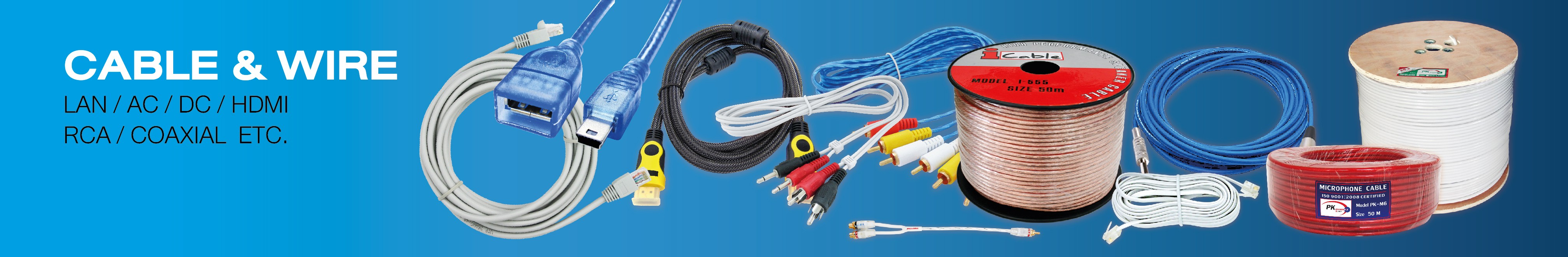 cable&wire