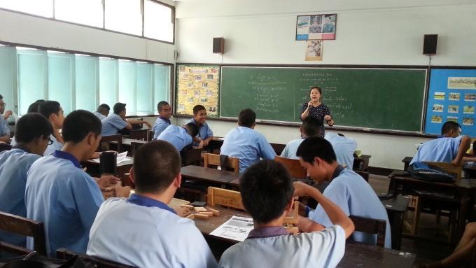 รับเชิญบรรยายในโรงเรียนเขตกรุงเทพและปริมณฑล