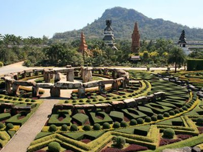 Nong Nooch Paradise-Pattaya, Thailand, is a world renowned tropical garden wonderland where you can experience some of Asia's most beautiful Botanical ...