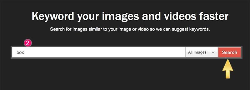 ทำ keyword ภาพ stockphoto