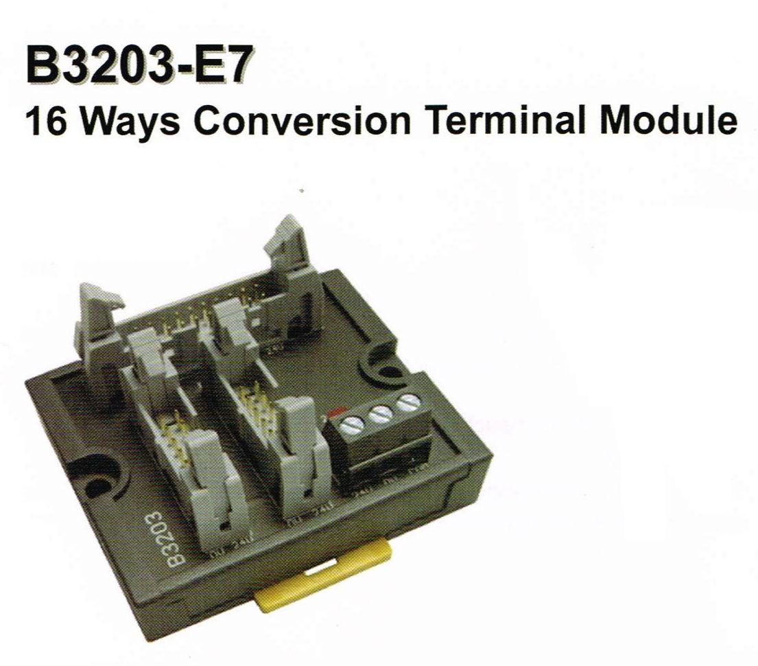 Terminal Block Module Relay