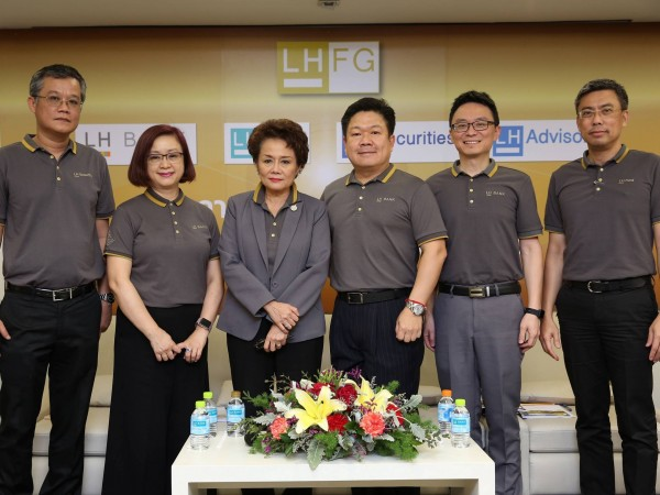 'LH Bank' เปิดกลยุทธ์ปี '62 ล็อคเป้าสินเชื่่อโต 8%