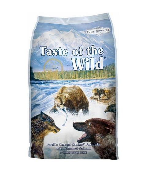 อาหารน้องหมาโต taste of the wild
