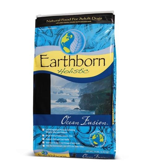 อาหารสุนัข earthbond ocean fusion