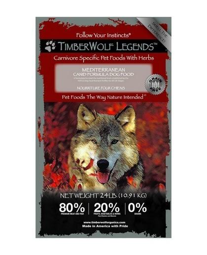 อาหารสุนัข timberwolf lamb