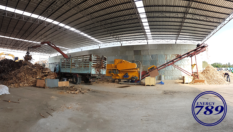 comprehensive-crusher-wood-chipper-production