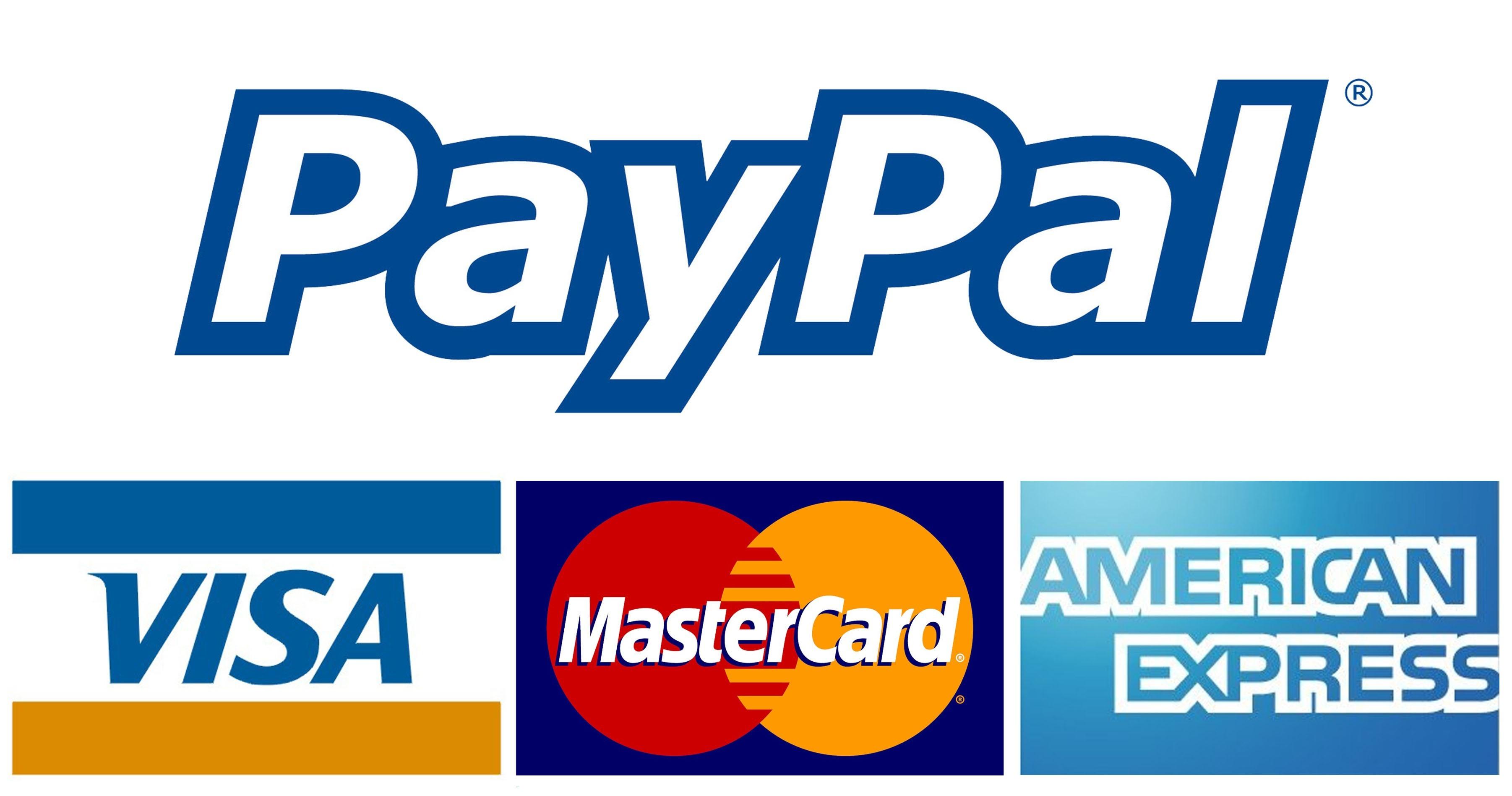 รับชำระบัตรเครดิต ด้วย Paypal