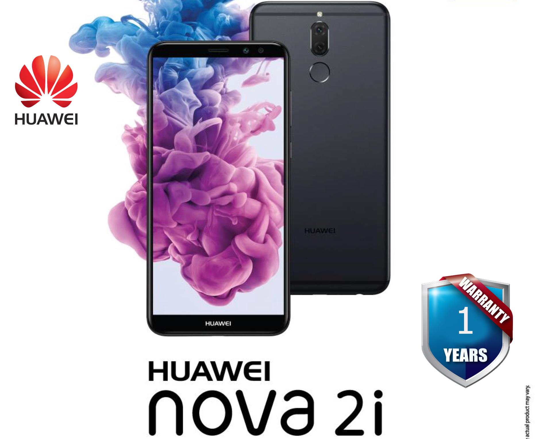Huawei nova 2i สมาร์ทโฟนจากหัวเหว่ยมาพร้อมกล้องถ่ายรูป 4 ตัว