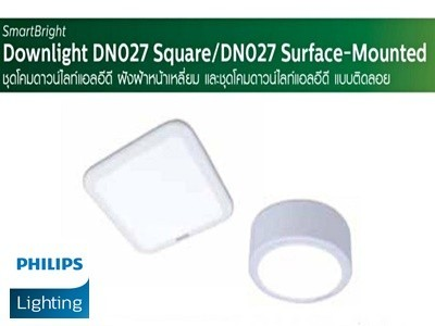 Downlight Surface-Mounted LED