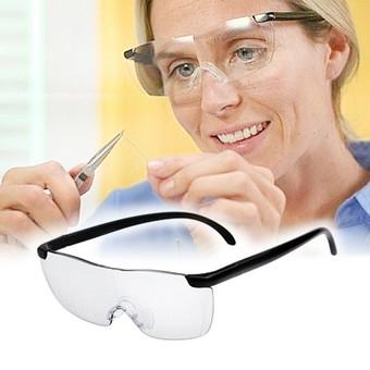 BIG VISION แว่นตาขยายไร้มือจับ