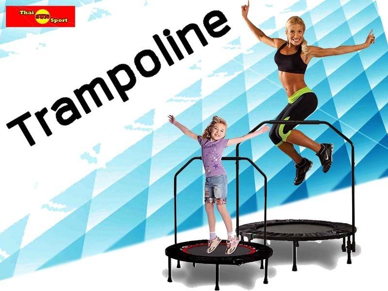 trampoline แทมโพลีน 40 นิ้ว สปริงบอร์ดกระโดด