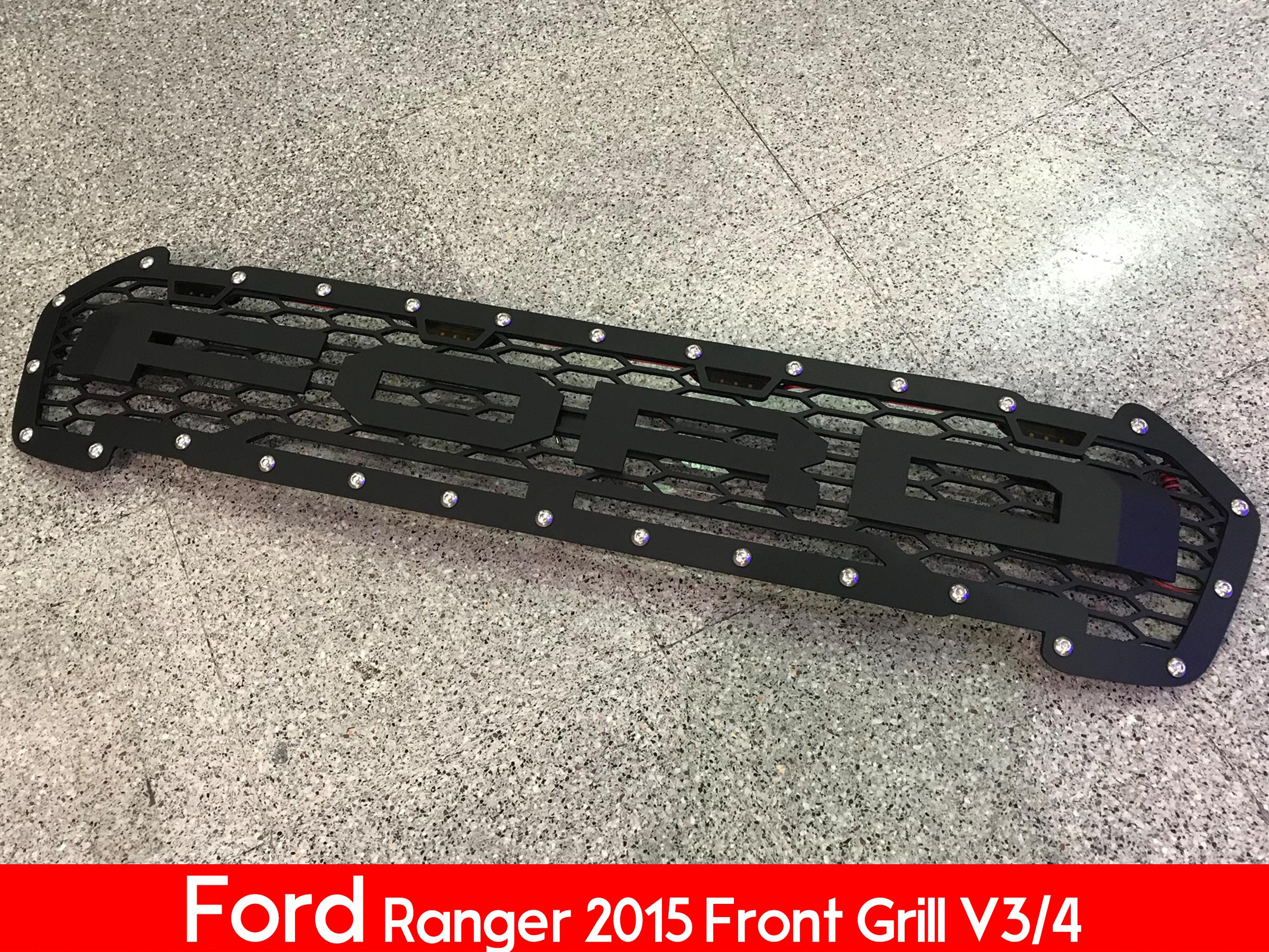 ผลการค้นหารูปภาพสำหรับ กระจังหน้า Ford Ranger V3/4 พร้อม Logo Ford
