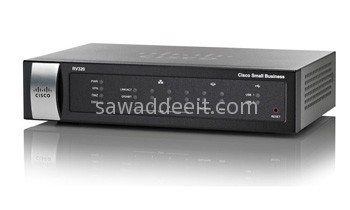 Cisco RV320 Dual Gigabit