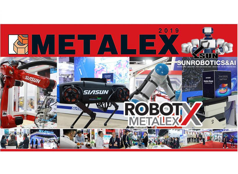ROBOT X@ METALEX 2019