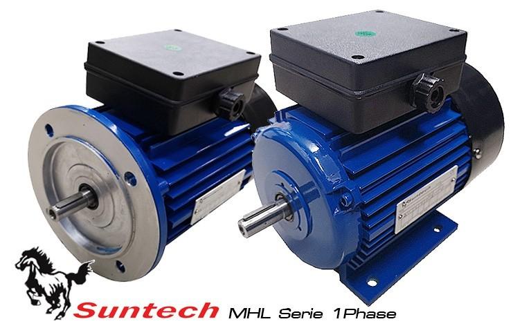 มอเตอร์ไฟฟ้า SUNTECH รุ่น MHL 1Phase