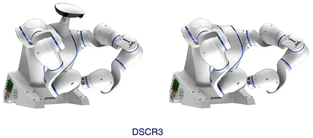 SIASUN Dual Arm Cobot DUCO