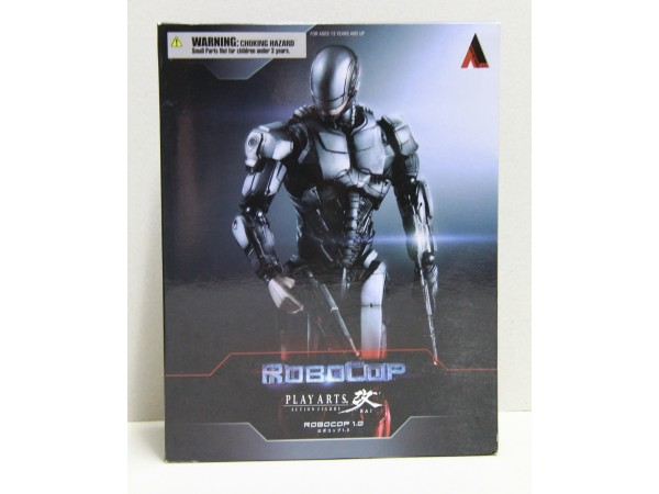 Square Enix Robocop 10 Play Art Kai Action Figure