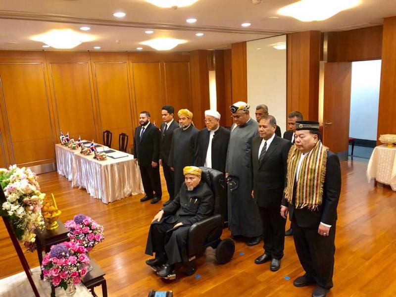 จุฬาราชมนตรีลงนามแสดงความอาลัยต่อการถึงแก่อสัญกรรมของ พลเอก เปรม ติณสูลานนท์