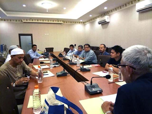 การประชุมสถาบันวะสะฏียะฮ์ฯ