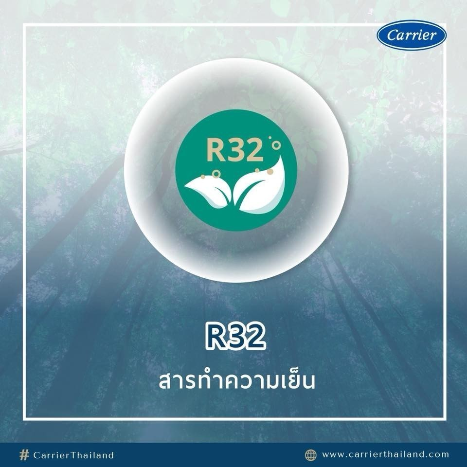 Carrier_42AAF010-025 แอร์ผนัง (Astrony) Inverter เบอร์5 R32 ปี2019