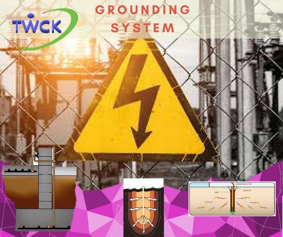 สายดินคืออะไร  (Grounding system)