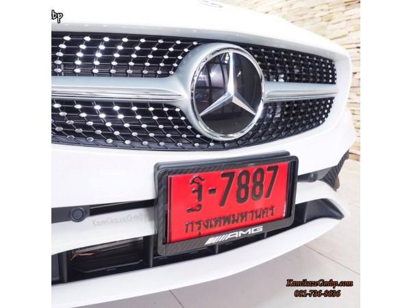 Mercedes Benz Avantgarde Front Wing Badge Genuine C Class E Class A Class Logo