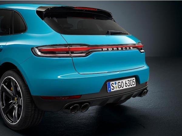 ปอร์เช่ มาคันน์ ใหม่ (The new Porsche Macan)