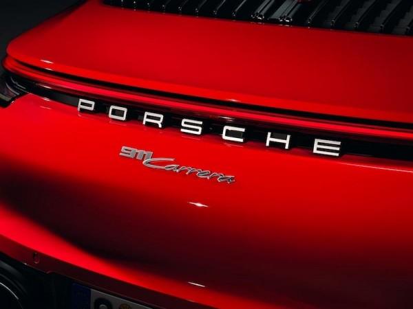 ปอร์เช่ 911 (Porsche 911) เจเนอเรชันที่ 8