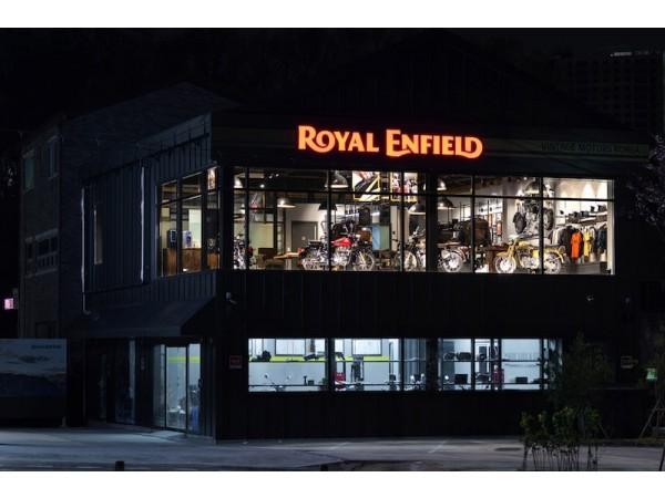 'รอยัล เอนฟิลด์' เจาะตลาดเกาหลีใต้  เดินหน้ารุกเอเชียแปซิฟิกอย่างต่อเนื่อง