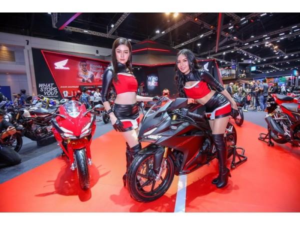 A.P.Honda ยกทัพตระกูล CBR ร่วม Motor Show ครั้งที่40