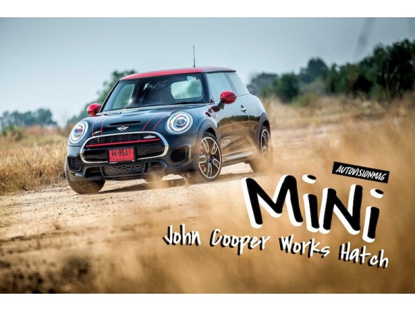 MiNi John Cooper Works Hatch