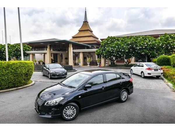 ขับเที่ยวแบบประหยัดกับ New Suzuki Ciaz GL Plus