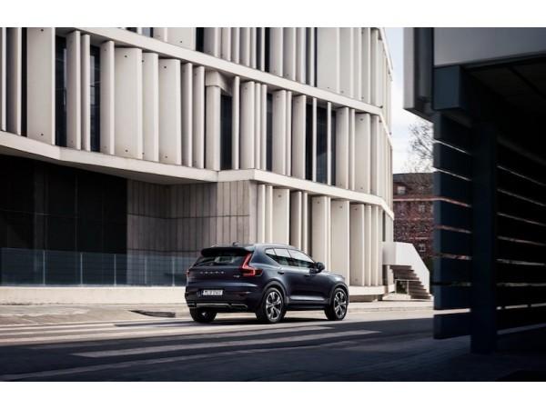 วอลโว่เปิดตัว The New Volvo XC40 T5 AWD  Inscriptionสมบูรณ์แบบด้วยระบบขับขี่อัจฉริยะ