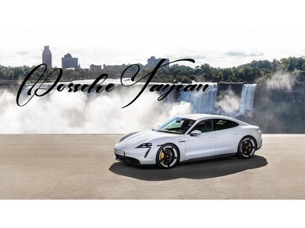ปอร์เช่ ไทคานน์ (Porsche Taycan)