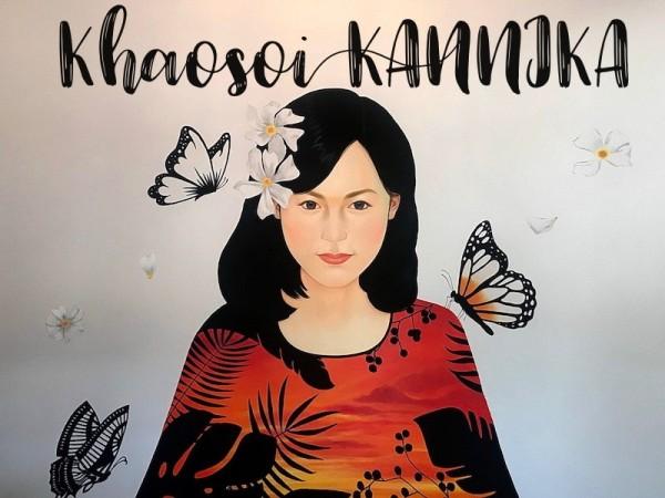 Khaosoi KANNIKA  ข้าวซอยและน้ำเงี้ยวฝีมือคุณแม่