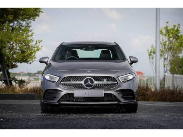 The new Mercedes-Benz A-Class