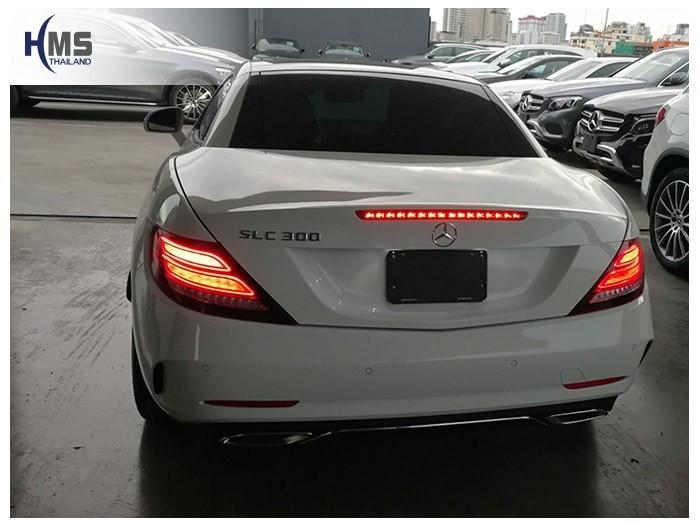 20180620 Mercedes Benz SLC300_R173_back,Benz, Mercedes ,เบนซ์ ,เมอร์เซเดส, ซาลูน,ราคาเบนซ์,facelift ,Brabus ,AMG ,Bluetec ,Hybrid,