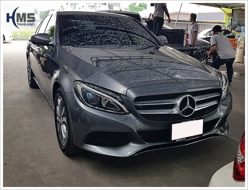 20180404 Mercedes Benz C350e W213