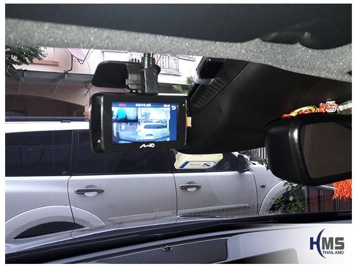 20180515 Mercedes Benz GLA250 W156_DVR_Mio_MiVue_792_Wifi_back
