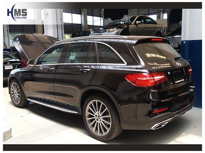 20180619 Mercedes Benz GLC250d_W253_back,Benz, Mercedes ,เบนซ์ ,เมอร์เซเดส, ซาลูน,ราคาเบนซ์,facelift ,Brabus ,AMG ,Bluetec ,Hybrid,ไฮบริด
