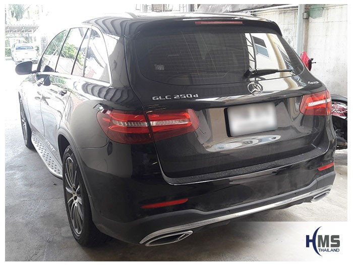 20180611 Mercedes Benz GLC250d_W253_back,เบนซ์,เมอร์เซเดส,