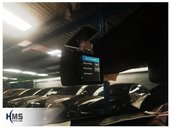 20171101 Mercedes Benz CLA200_C117_DVR_Thinkware_X330_1