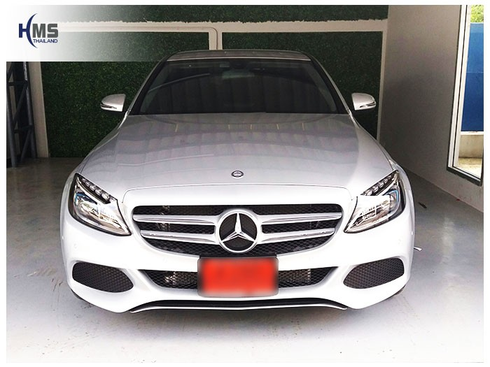 20170624 Mercedes Benz C350e_W205_front