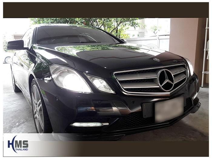 20180518 Mercedes Benz E200 W212_front