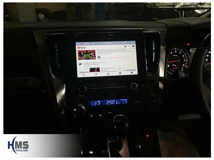 20180809 Toyota Vellfire_KD9000_Youtube,Android box,Youtube