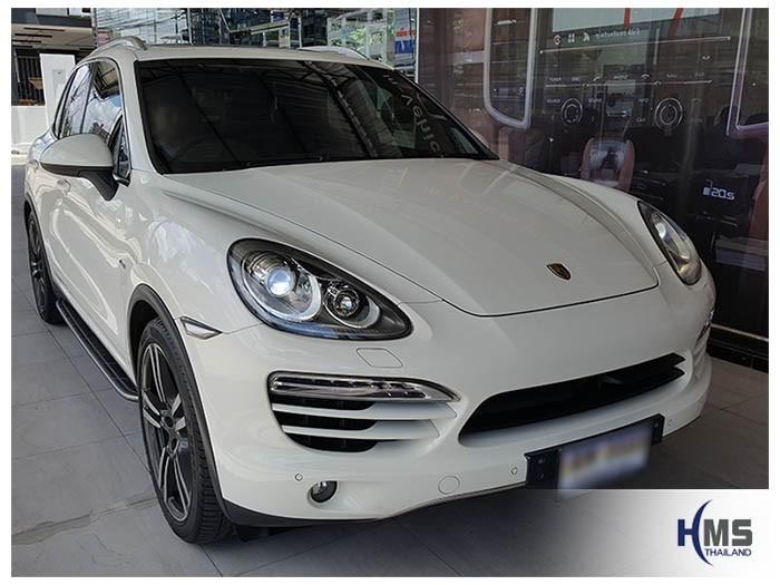 20180605 Porsche Cayenne_front,Porsche, ปอร์เช่, รถพอร์ช มือสอง, รถพอร์ช , ปอร์เช่ คาเยนน์,