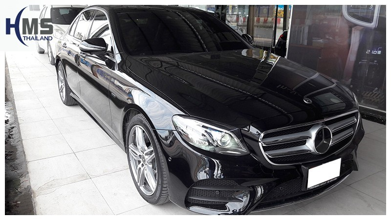 20181005 Mercedes Benz E350 W213_front